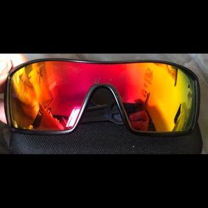 Oakley Oil Rig (II) sunglasses (custom) 26-250